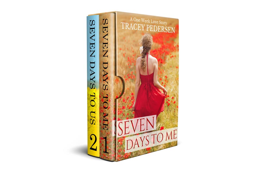 Book promotion - boxed set