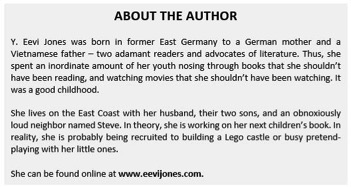 11 powerful ways to market childrens books online you can of course create multiple versions for different places and occasions here is one of my bios ive used before fandeluxe Images